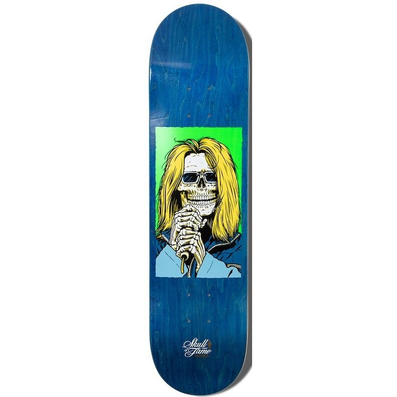 Pacheco Skull of Fame Deck| 8.125