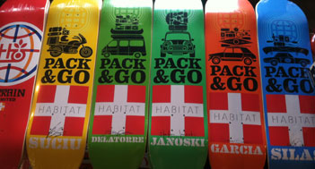 Habitat Skateboards are back!
