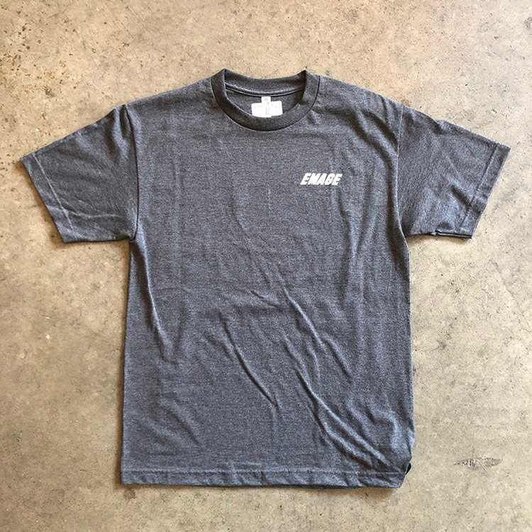 Emage Braves Tee (Charcoal)