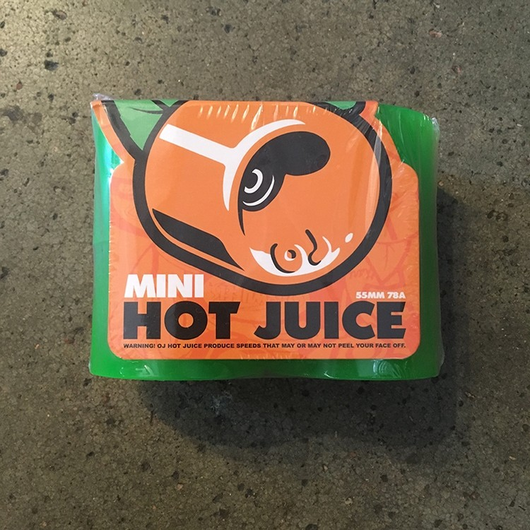 OJ OJ Hot Juice Mini (Green)