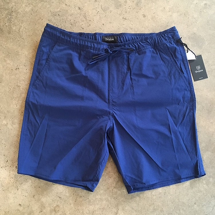 Madrid All Terrain Short (Deep Blue)