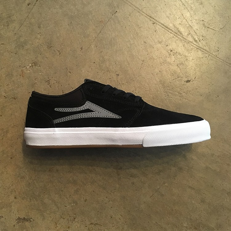 Lakai Griffin (Black/ Grey Suede)