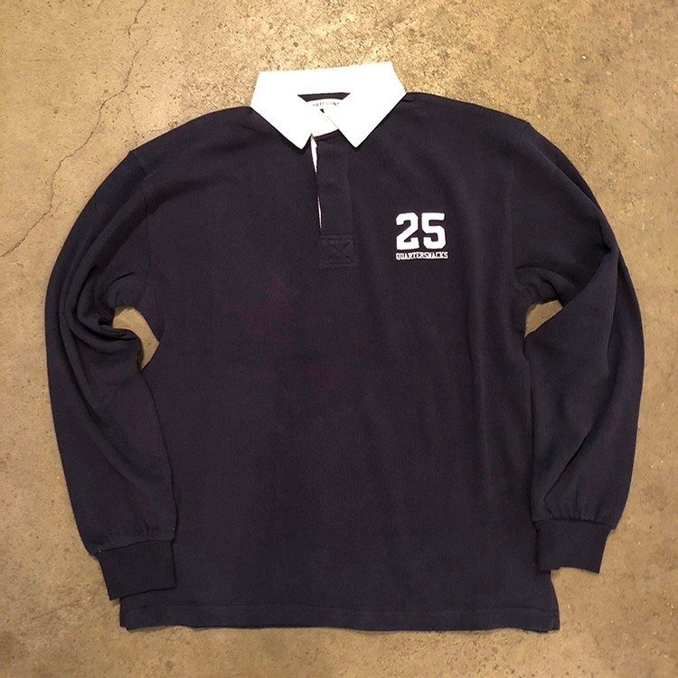 Quartersnacks 25 Rugby (Navy)