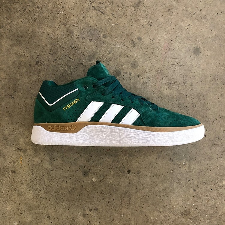 Tyshawn Pro (Green/White/Gum)