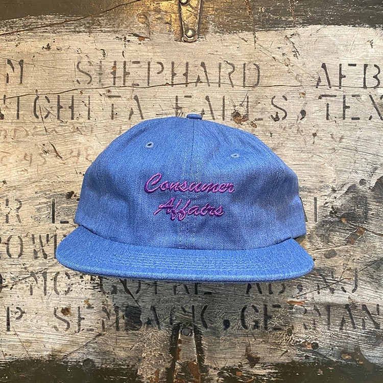 Consumer Affairs Hat (Denim)