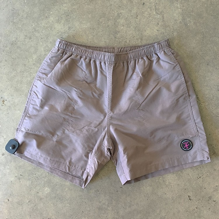 Alltimers Soaked Swim Trunk (Grey)