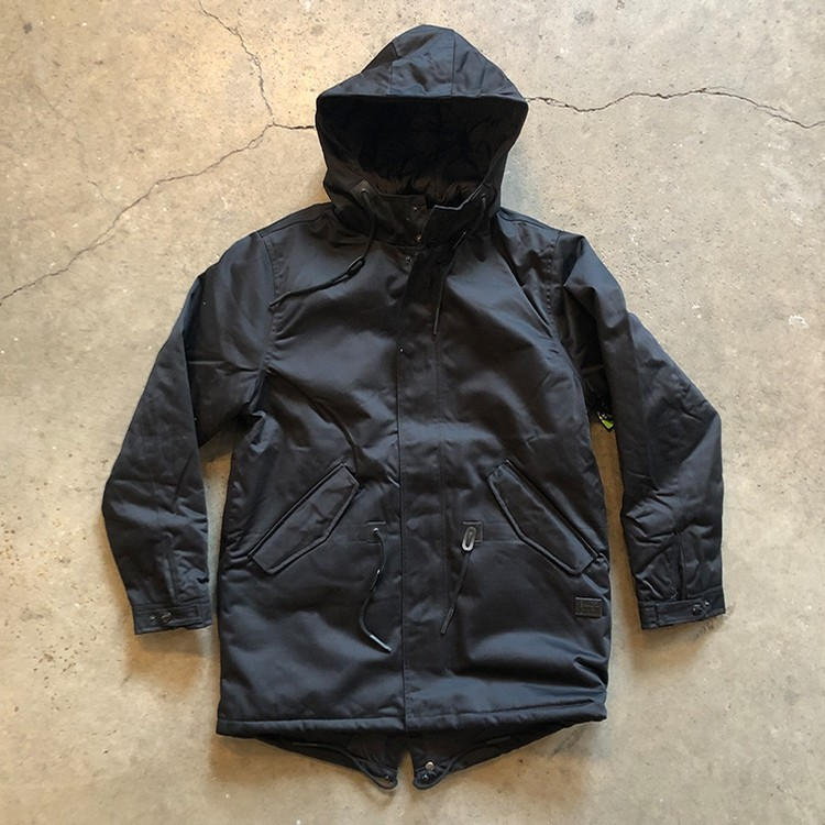 Brixton Monte Jacket (Black) Jackets at Emage Colorado a8182822b19