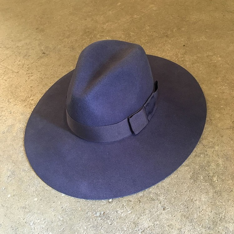 Piper Hat (Navy)