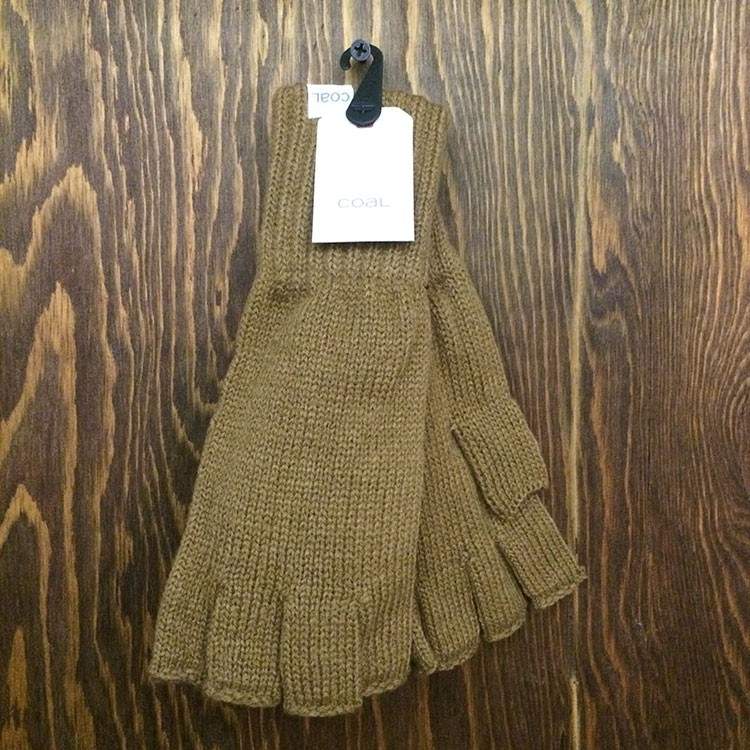 Taylor Fingerless Glove (Lt. Heather Brown)