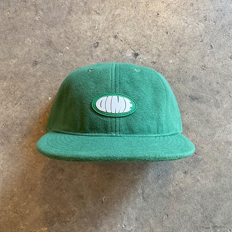 Polar Fleece Cap (Green)