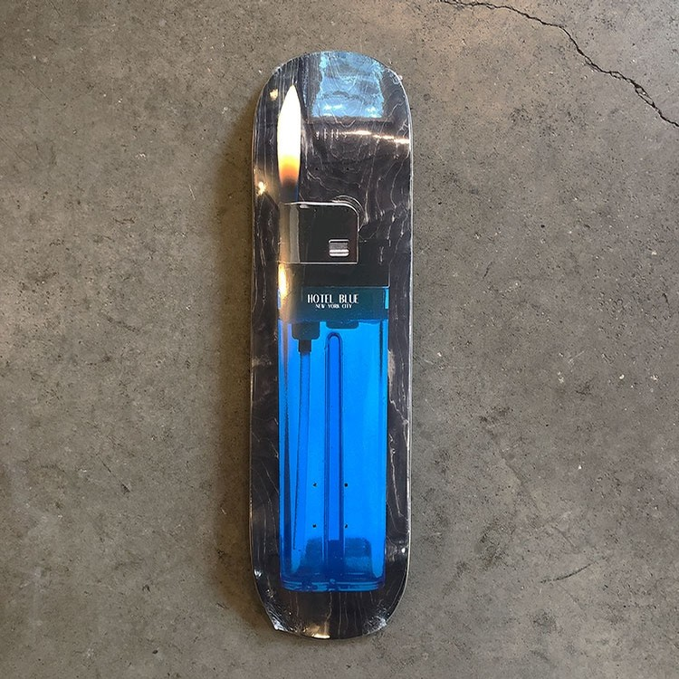 Lighter Deck