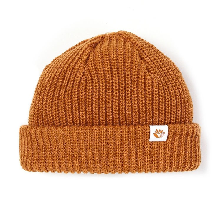 Low Beanie (Orange)