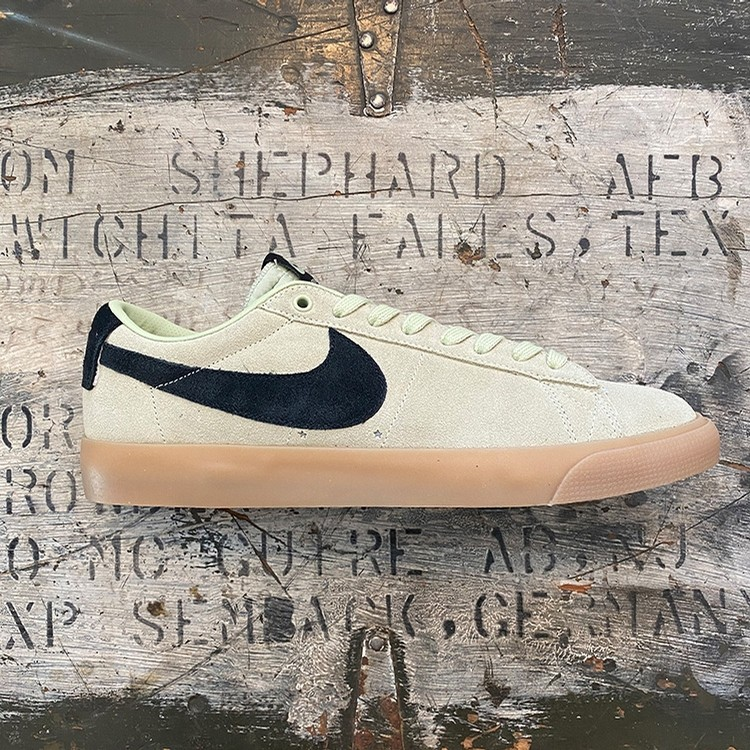 Blazer Low GT (Olive Aura/Black)