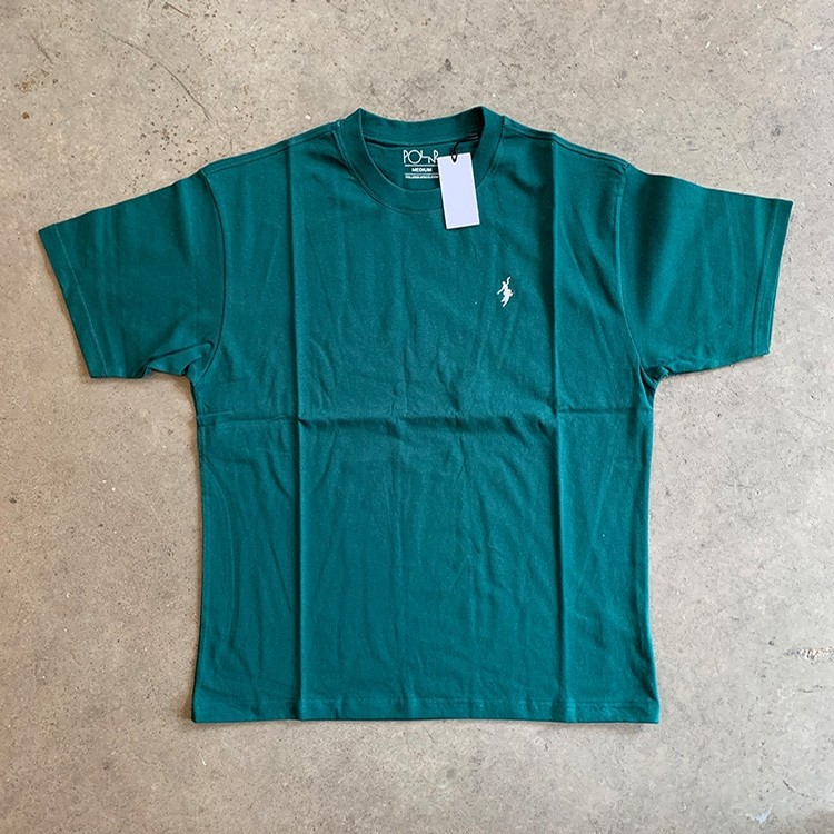 No Comply Tee (Dark Green)