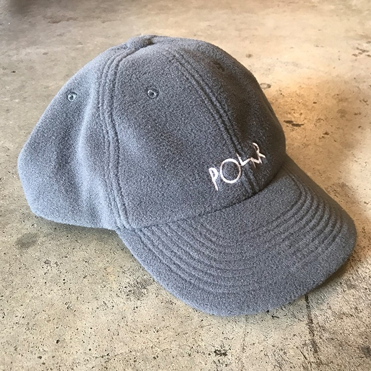 Fleece Cap (Grey)