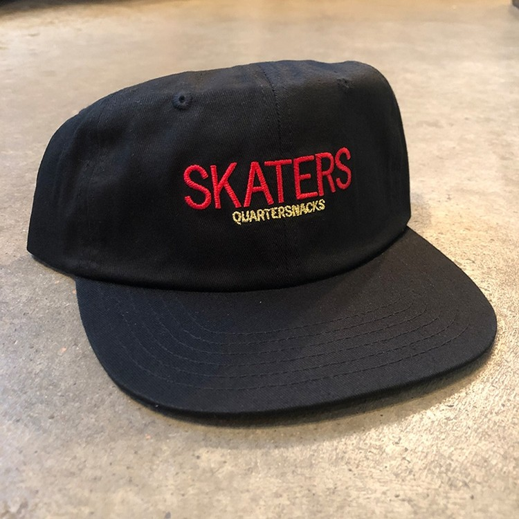 Skaters Cap (Black)