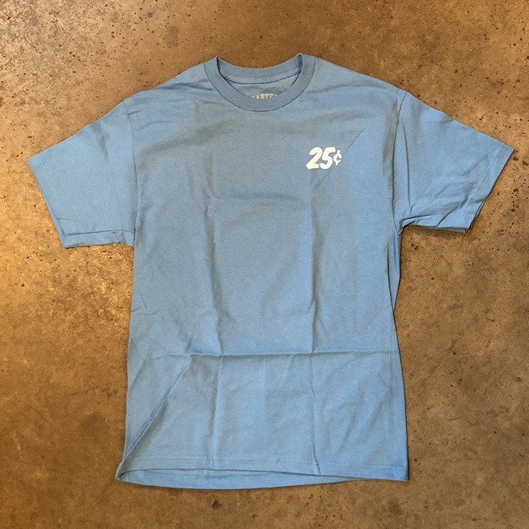 Snackman Charity Safari Tee (Carolina Blue)