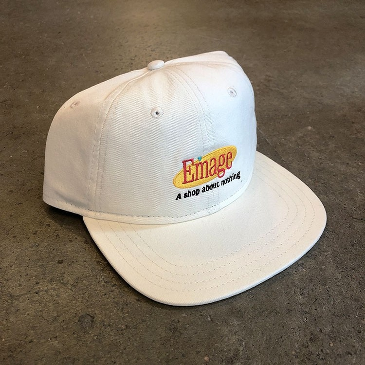 Emage Seinfeld Hat (Cream)