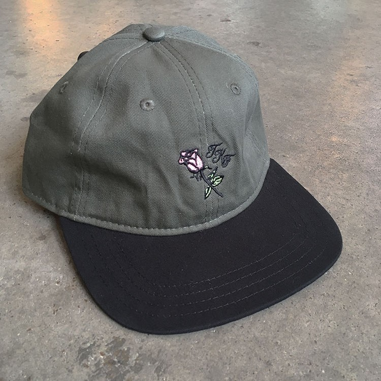 Pleasures Cap (Olive)
