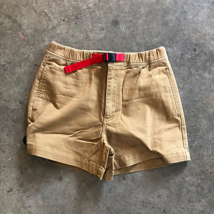 Mountain Shorts (Khaki)