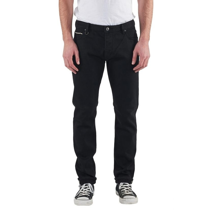 Lou Slim: Black Selvedge