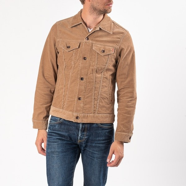 IHJ-69 14W Corduroy Modified Type III Jacket