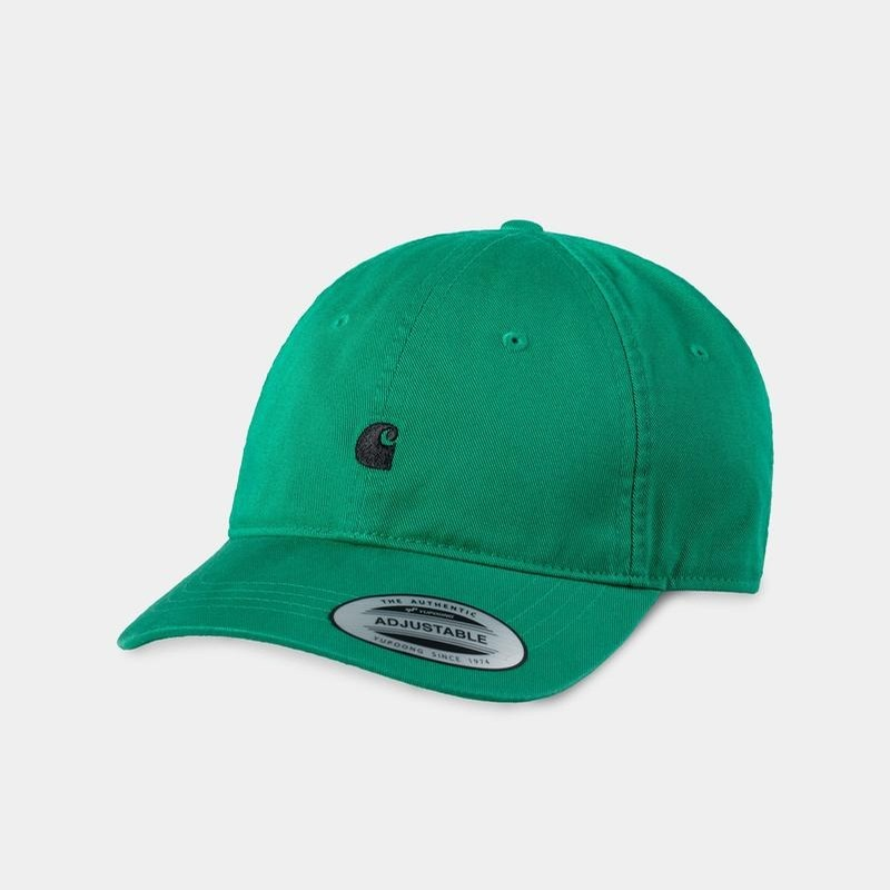 Madison Logo Cap: Yoda/Black