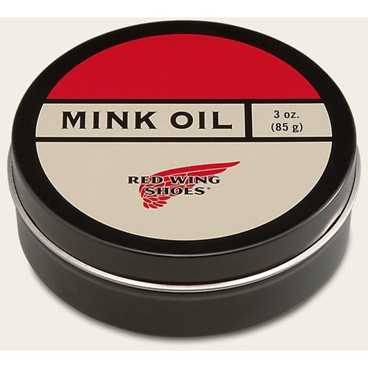 Red Wing Heritage Mink Oil
