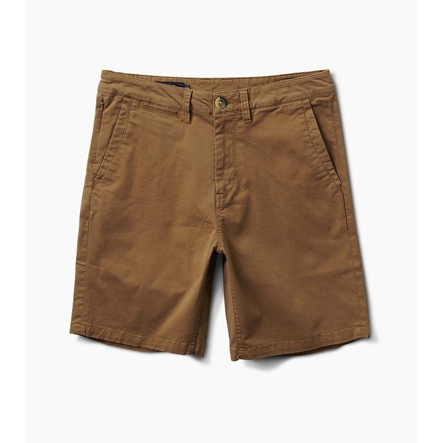 Porter Short: Dark Khaki