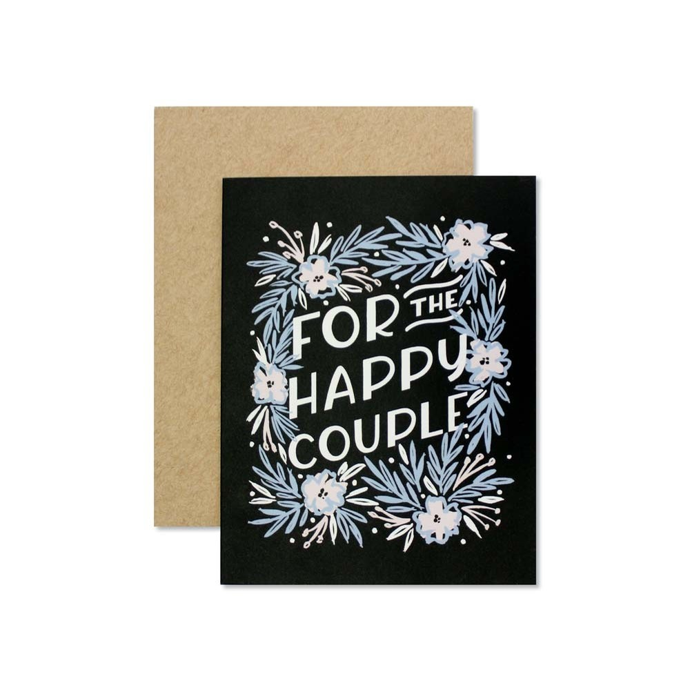 Happy Couple Card