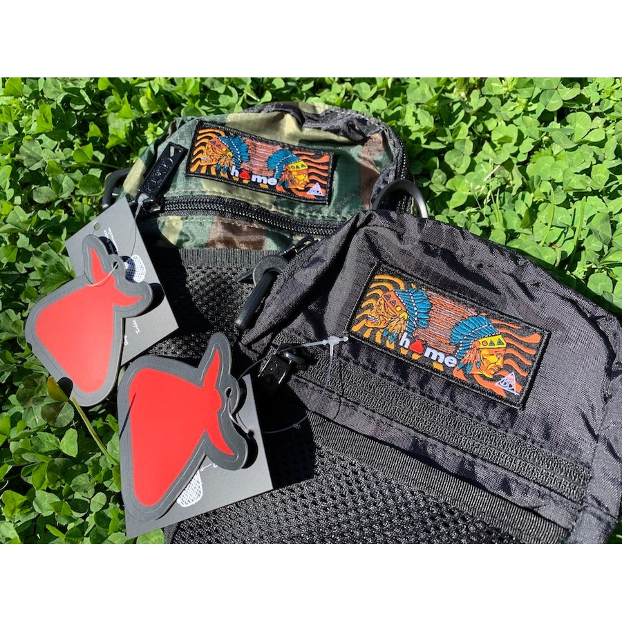 Bum Bag Home Skateshop Collab