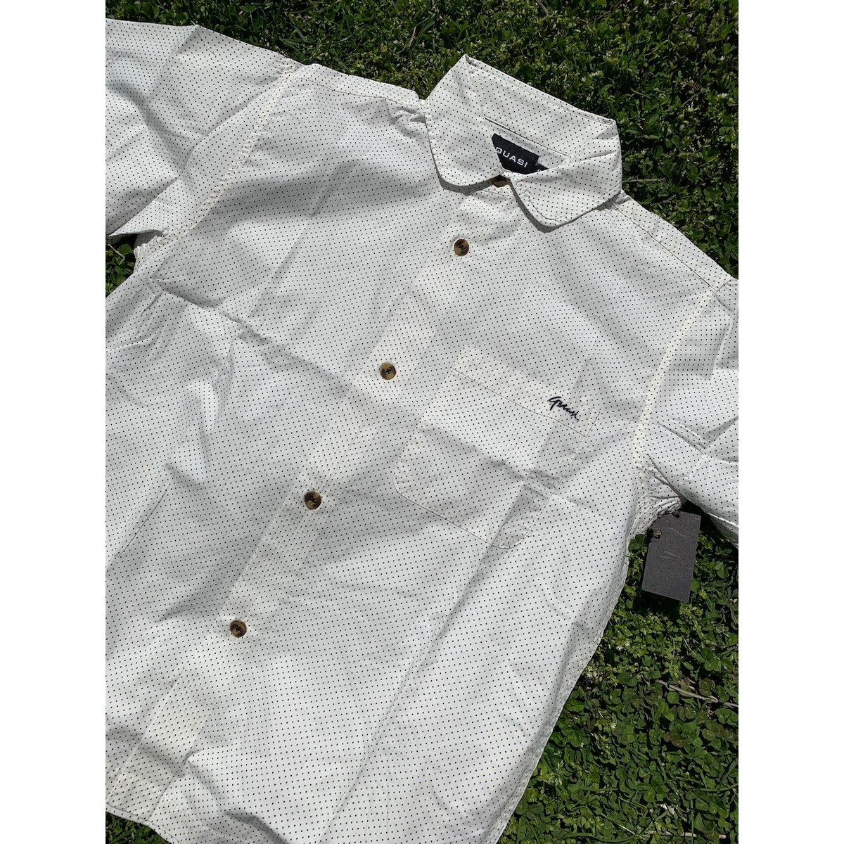 Pdot Button Up