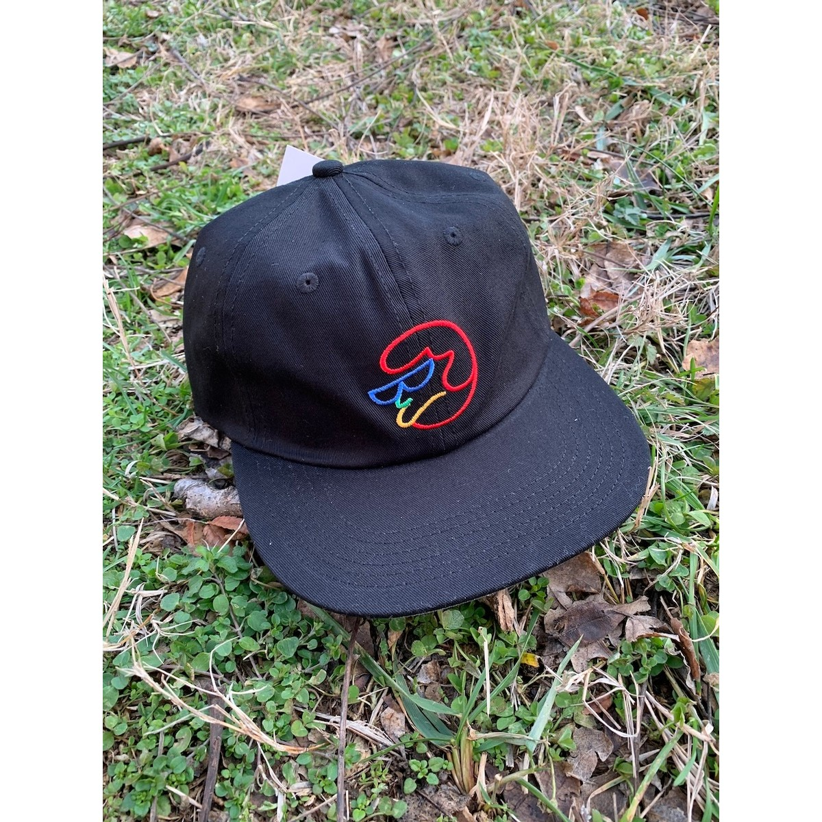Grip Logo Hat
