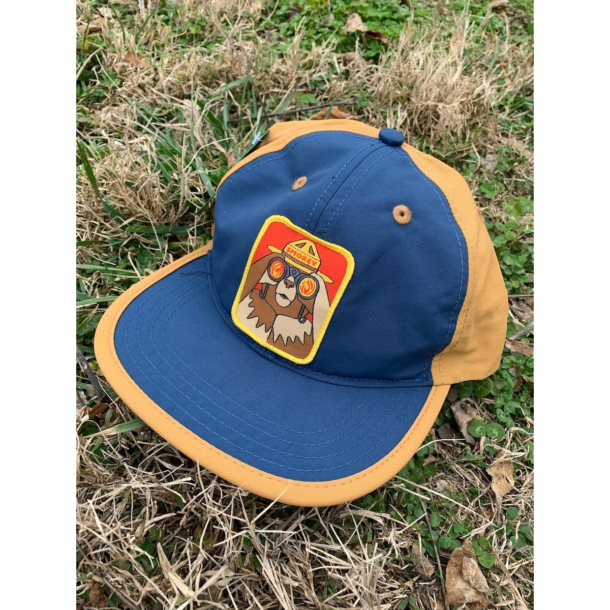 Smokey Bearnoculars Quickdry Cap