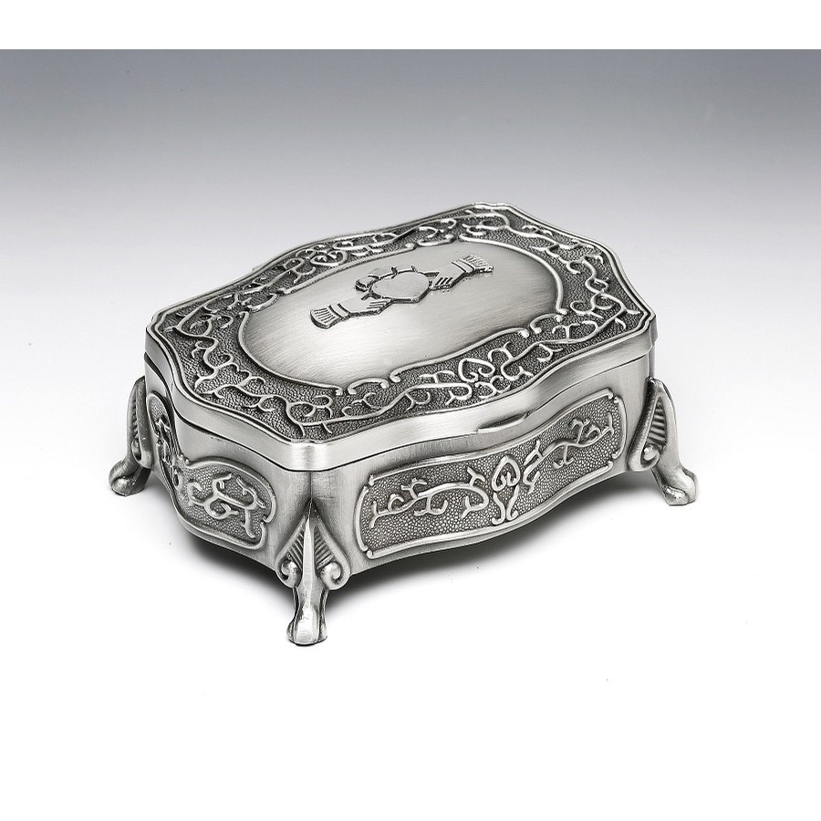 Irish Jewelry Box