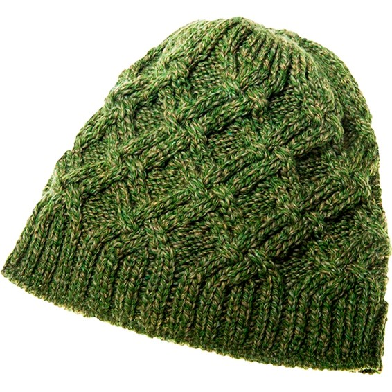 Trellis Wool Hat