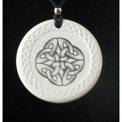 Celtic Lovers Knot Pendant