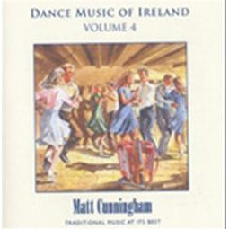 Matt Cunningham, Dance Music of Ireland Volume 4
