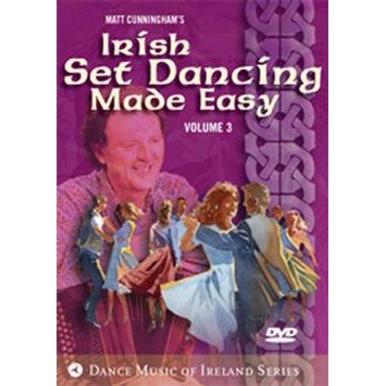 Irish Step Dancing Made Easy Vol 3
