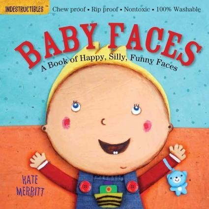 Workman Publishing Indestructibles: Baby Faces