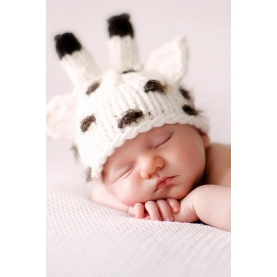 Blueberry Hill Sophie Giraffe Hat