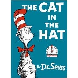 Random House The Cat in the Hat/Dr Seuss