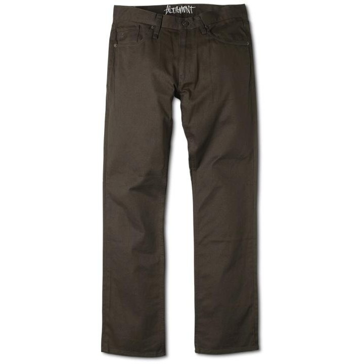 Wilshire Straight 5 Pocket (Coffee)