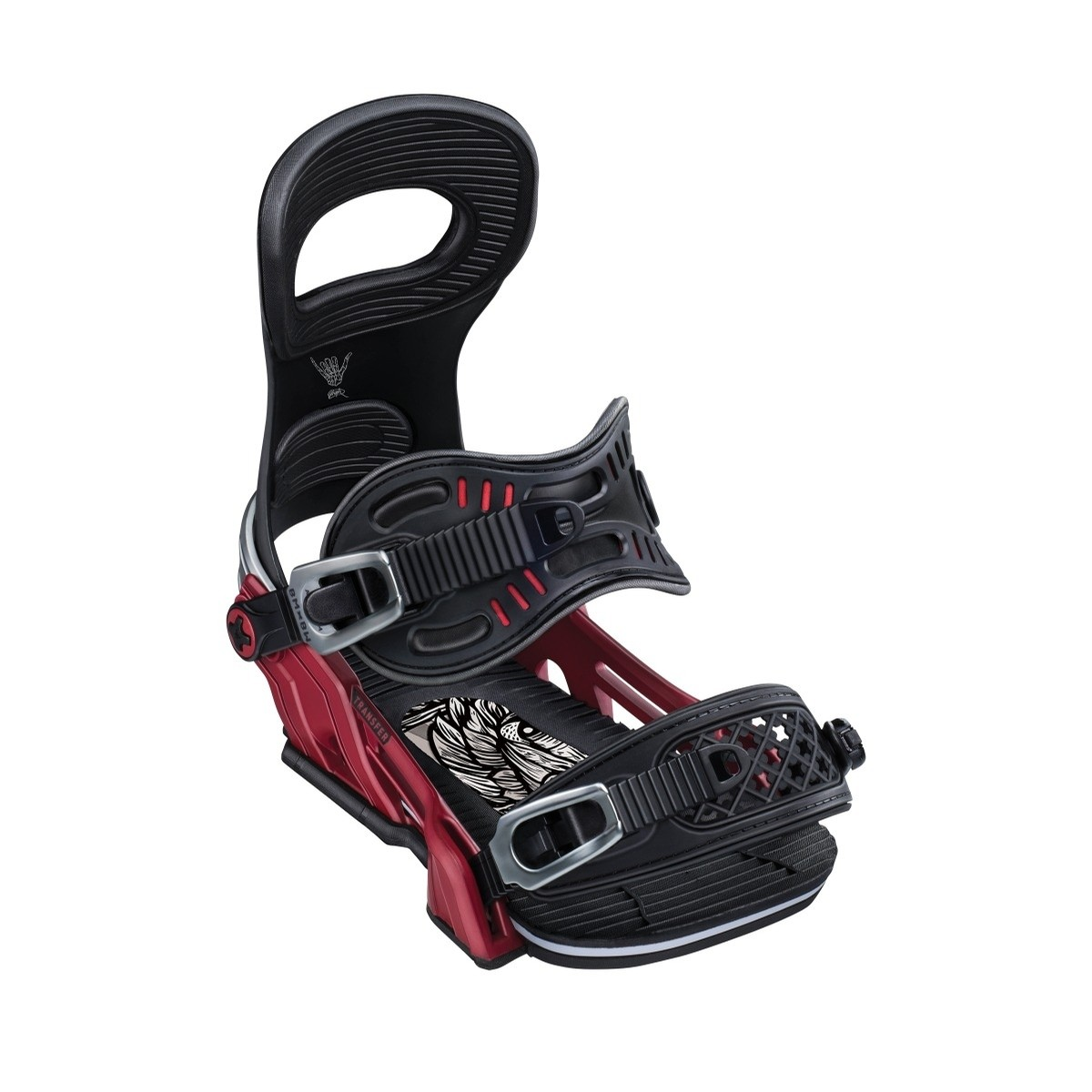 Transfer Bindings 2019/20 (Red)