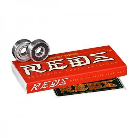 Bones Bones Super Reds Bearings