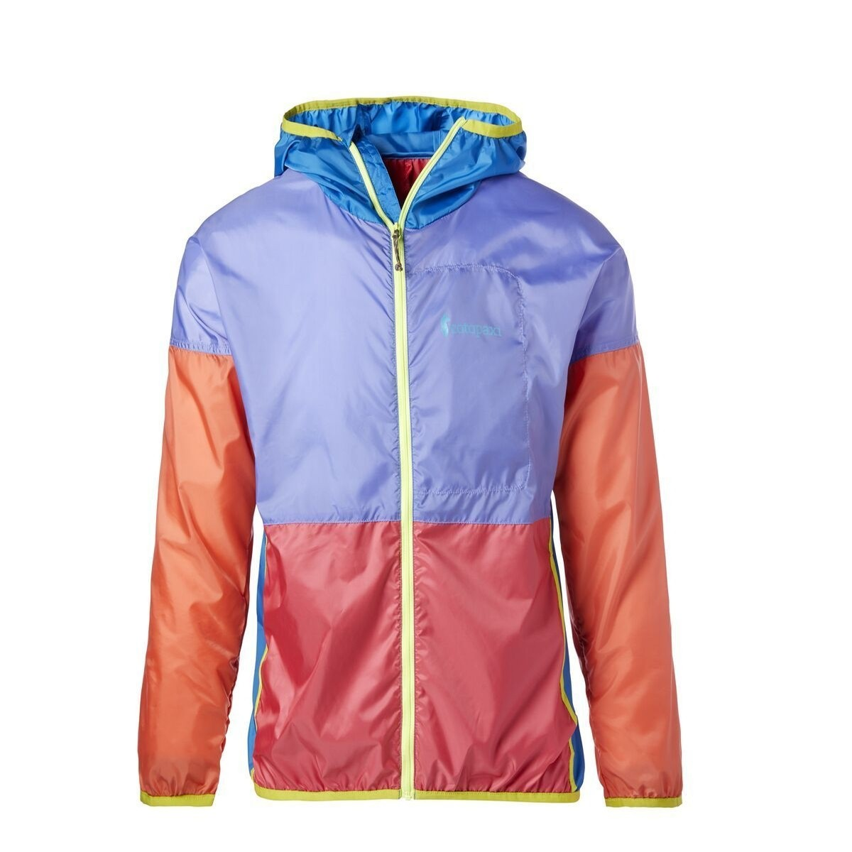 Teca Windbreaker Full Zip Unisex (Berry/Berry)
