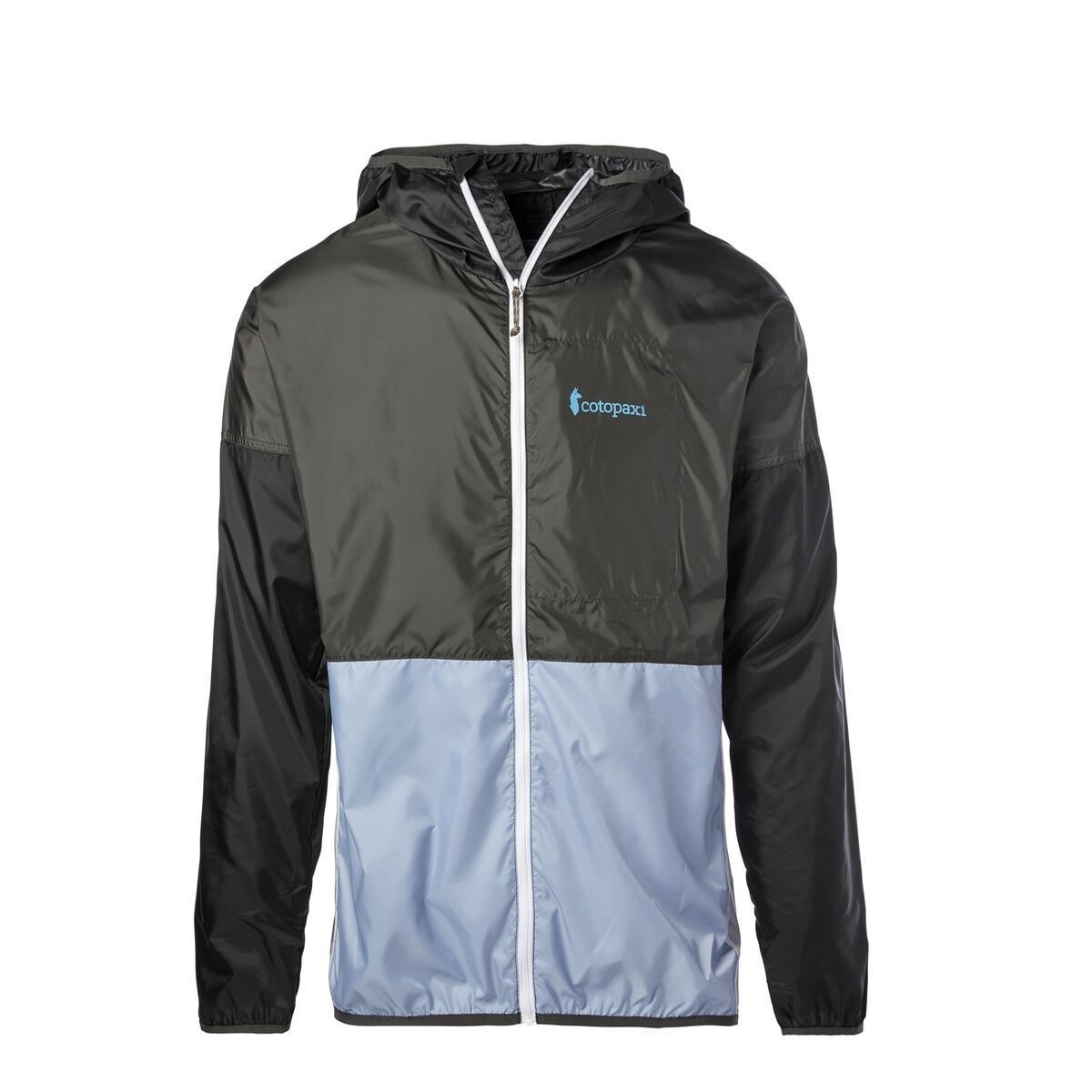 Teca Windbreaker Fullzip (Midnight Fog)