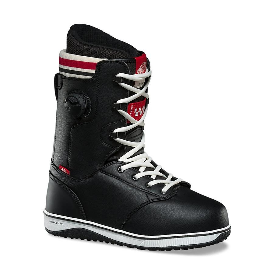 Implant Snowboard Boots 2017/18 (Black/Red)