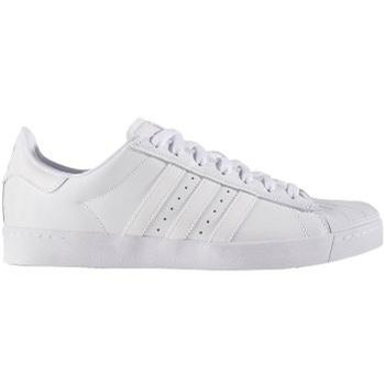 Superstar Vulc ADV (White/Silver)