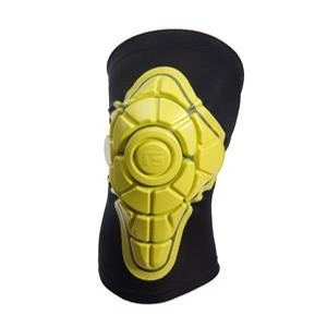 G Form Pro X Knee Pads (Yellow)